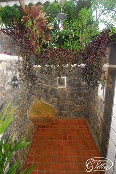 Satori - Outdoor Shower