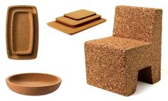 Cork Products from Branch