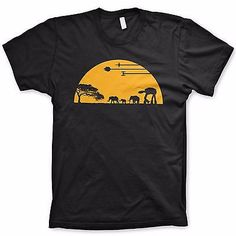 All Terrain Armored Transport t-shirt funny AT-AT shirt