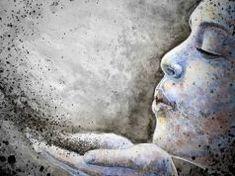 5 módszer arra, hogy visszafordítsd a negatív karmát, és megszabadulj a lelki fájdalomtól! Watercolor Illustration, Buddha, Royalty Free Stock Photos, In This Moment, Statue, Artwork, Image, Minden, Women