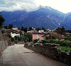 Popular on 500px : Paesaggio di Levico Terme visto da sopra. by gianluigibonomini