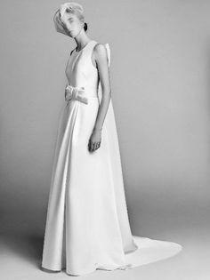 Wedding Dress 2017 Collection // Robes de mariée Viktor & Rolf 2017