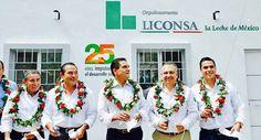 CUMPLE LICONSA CON COMPROMISO DE SEDESOL; INAUGURAN 5 LECHERÍAS EN LA PIEDAD