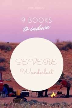 I'd love to tell you all the most meaningful travel books written, but it's safe to say I haven't read all of the best. You're going to have to google for a few seconds and I'm sure someone else will share. I also won't be able to tell you about those girly travel books they say you MUST read, because I found ones like Wild and Eat, Pray, Love a little too slow or just not my style.
