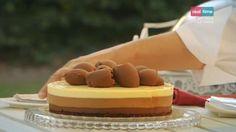 La ricetta della mousse ai tre cioccolati di Ernst Knam del 3 gennaio 2014 - Bake Off Italia