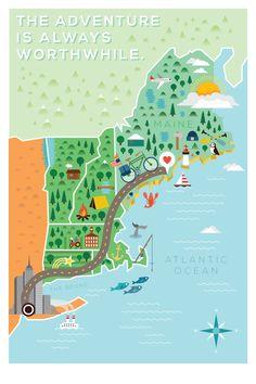 Sebago Lake - Maine. Sebago Lake resort property for sale ...