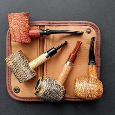 Tobacco Pipe Smoking, Cigar Smoking, Smoking Wood, Tobacco Pipes, Smoking Pipes, Corn Cob Pipe, Corn On Cob, Estate Pipes, Briar Pipe