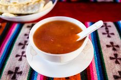 tibet tomato soup