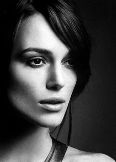 """I think women's bodies are a battlefield and photography is partly to blame. ""  Keira Knightley"