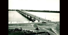 98. São Luís (MA) - Ponte São Francisco, década 1970