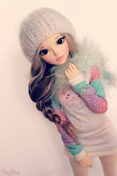 blueberry-doll:  Fairyland Minifee Chloe