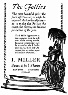 TheHistorialist: STEPPIN I. MILLER IN HER SHOES | A LOST AMERICAN CLASSIC | ISRAEL MILLER | DeLuxe Shoes |