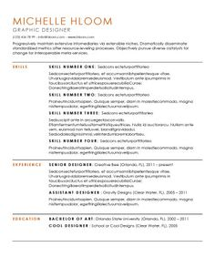 Combination Resume By HloomCom      Sample Resume