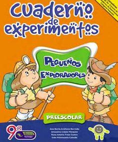 Cuadernos de Experimentos para Niños
