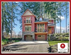 SOLD for $578,698 - 50690 Hemlock Ave, Scappoose, OR 97056. Stunning Custom Built Home with Tranquil Setting on over 1/2 acre with Treed Outlooks and Professionally Landscaped Grounds. #soldhomes #realestate #beautifulhomes