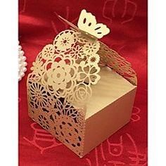20+Piezas+/+Juego+Holder+favor-Cúbico+Papel+de+tarjeta+Papel+perlado+Cajas+de+regalos+Cajas+de+Regalos+Sin+personalizar+–+ARS+$+5.797,03