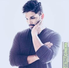 Allu Arjun often shares his family photos on social media and his personal photos with wife Sneha are too cute. Check out best of Allu Arjun images and photos right here Crochet Braids, Crochet Hair Styles, Actor Picture, Actor Photo, Allu Arjun Hairstyle, Dj Movie, Allu Arjun Images, Mario, Most Handsome Actors