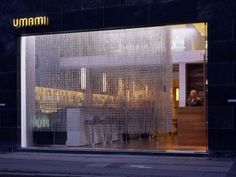 Copenhagen, Denmark - Umami - - Coolest interior and best sushi in town - -www.restaurantumami.dk