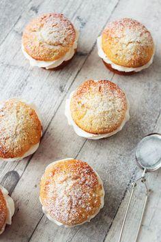 Pienet herkkusuut: Helpot gluteenittomat laskiaispulla-muffinssit (la...