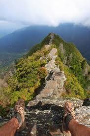 chimney tops trail Smokey Mountains National Park TN