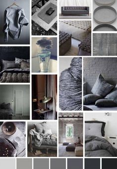 Grey is becoming more prevalent in Interiors and Homeware this winter, and this trend will continue into coming seasons.
