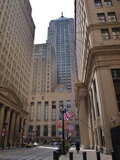 Chicago Board of Trade