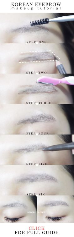 Have you been wonder, how to shape eyebrows naturally? Check this simple tutorial for beginners on how to shape or trim their eyebrows! #ad