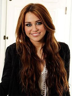 Never liked Miley Cyrus, but I have serious hair envy for her.
