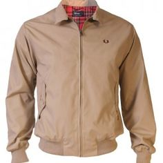 Fred Perry - Harrington Jacket Made in England