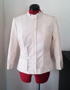 Couture French Jacket notes: from pattern to muslin – Jaqueta inspirada em Chanel: do molde ao modelo de prova