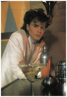 John Taylor, Duran Duran  high school crush..