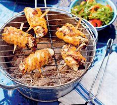 Romige BBQ-kiprolletjes - Recept - Jumbo Supermarkten