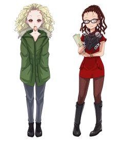 Helena & Cosima // Orphan Black