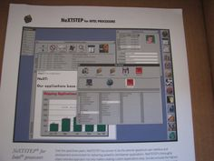 RARE Next Media Nextstep for Intel Processors Brochure