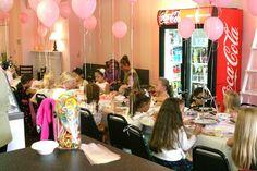 Birthday Parties at Skipperdees