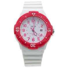 Casio LRW200H-4B Classic 3-hand Analog 100m Water Resistant Ladies Watch
