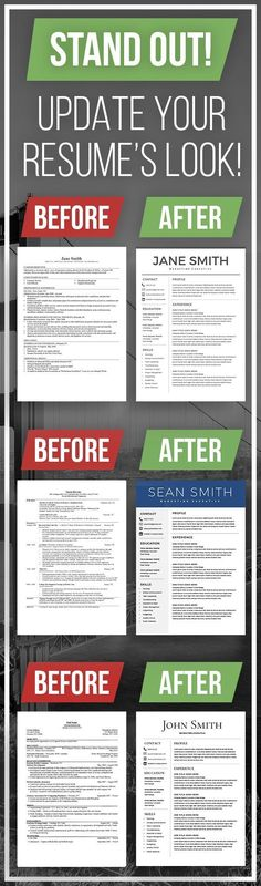 Digital media Resume Templates Bundle, 3 Professional Resume Templates, Resume Bundle, Free Cover Letter, macbook resume, CV Template, Instant Download
