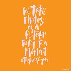 Handlettering by Courtney Shelton / HIBRID | #handlettering #typography #brushlettering #calligraphy