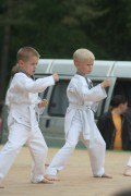 Karate and the Autistic Spectrum Child: How Martial Arts Have Helped my Asperger's Son