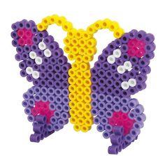 Schmetterling Butterfly Hama Bügelperlen