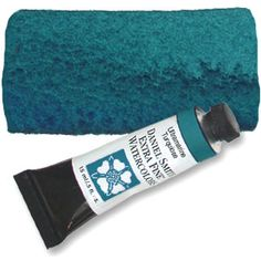 Ultramarine Turquoise (PB29 PG7) 15ml Tube, DANIEL SMITH Extra Fine Watercolor
