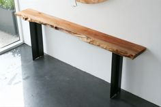 Chinese elm dining table urban hardwoods furniture san for Buy reclaimed wood los angeles