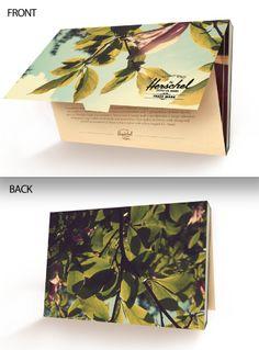 Herschel Postcard Catalog Package