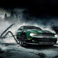 Ataraxis Street Monster By Ataraxis On Soundcloud Ford Mustang Wallpaper Mustang Wallpaper Car Backgrounds