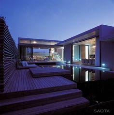 Voelklip House by SAOTA