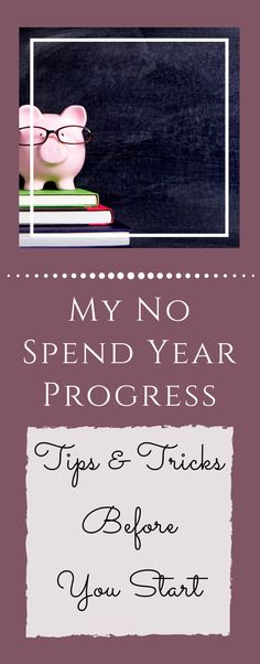 I am already two weeks into my No Spend Year, but I wrote a post on the things I did before I even began my no spend challenge. How I got my husband on board, things I did to my budget and how I holding myself accountable.
