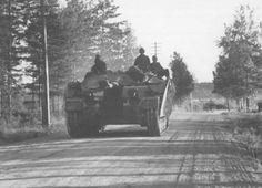 Sturmgeschütz-Brigade 303 Tank Warfare, Finland, Battle, German, Vehicles, Outdoor, Deutsch, Outdoors, German Language