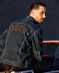 "g-eazysource: "" • g_eazy Shouts out to the @sfgiants & @levis. Real Bay Area """