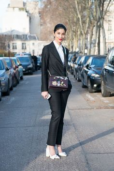 Caroline Issa shares the fashion tricks behind dressing like a street style star: