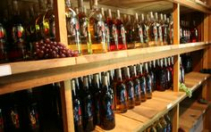 Pepper's Ridge Winery in Rockport, Indiana is one of nine wineries along the Hoosier Wine Trail.